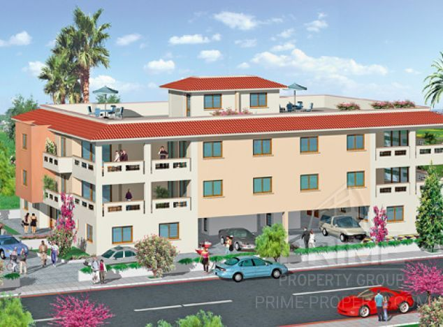 Cyprus property, Apartment for sale ID:3340