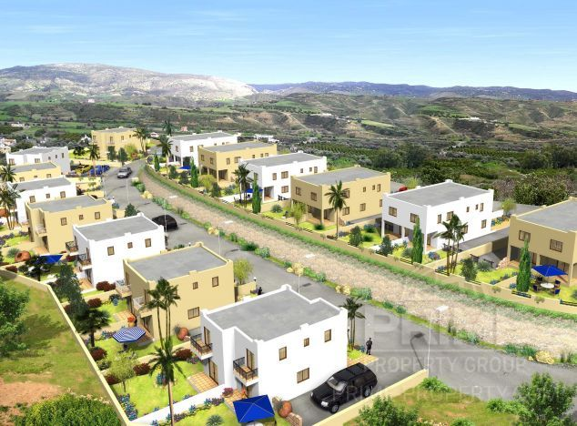 Cyprus property, Townhouse for sale ID:3349