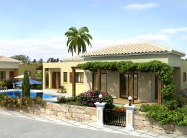 Cyprus property, Bungalow for sale ID:3361