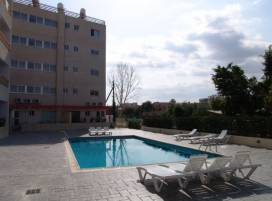 Property in Cyprus, Garden Apartment for sale ID:3369