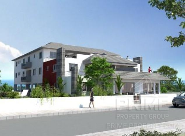 Cyprus property, Apartment for sale ID:3412