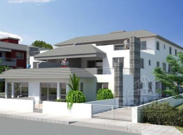 Cyprus property, Apartment for sale ID:3413