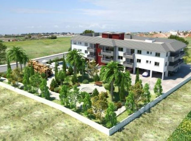 Cyprus property, Apartment for sale ID:3414