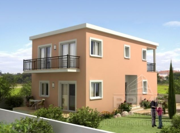 Cyprus property, Townhouse for sale ID:3442