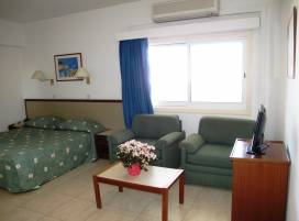 Cyprus property, Apartment for holiday rent ID:3546