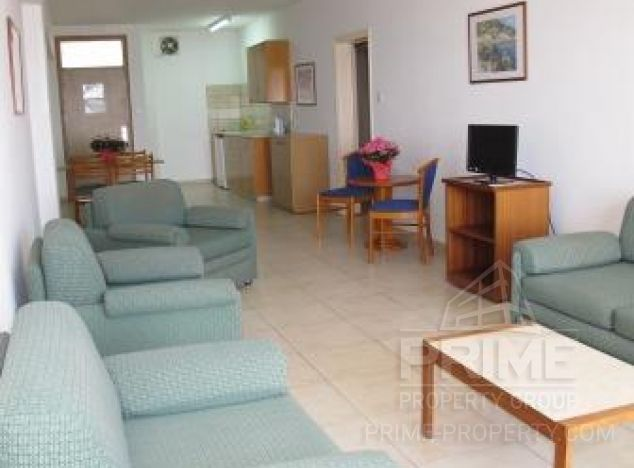 Cyprus property, Apartment for holiday rent ID:3549