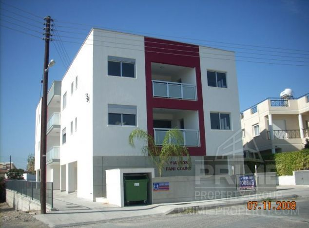 Cyprus property, Apartment for sale ID:357