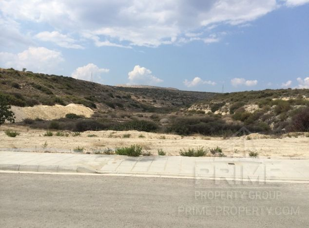 Cyprus property, Land for sale ID:3583