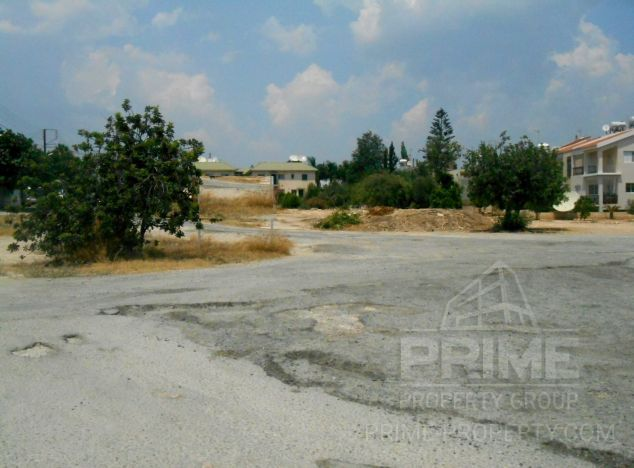 Cyprus property, Land for sale ID:3599