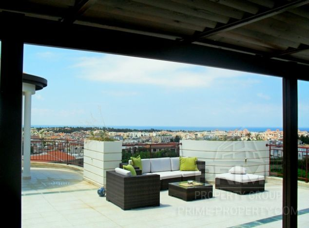 Cyprus property, Penthouse for sale ID:3624
