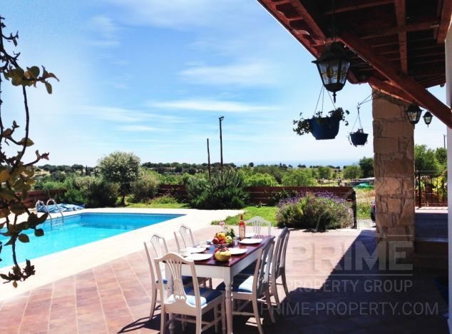 Cyprus property, Villa for sale ID:3663