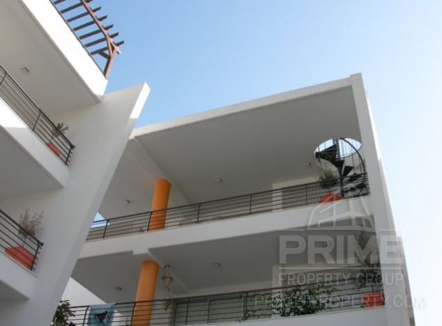 Cyprus property, Penthouse for rent ID:3666