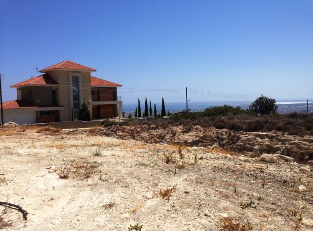 Land 3673 on sell in Limassol