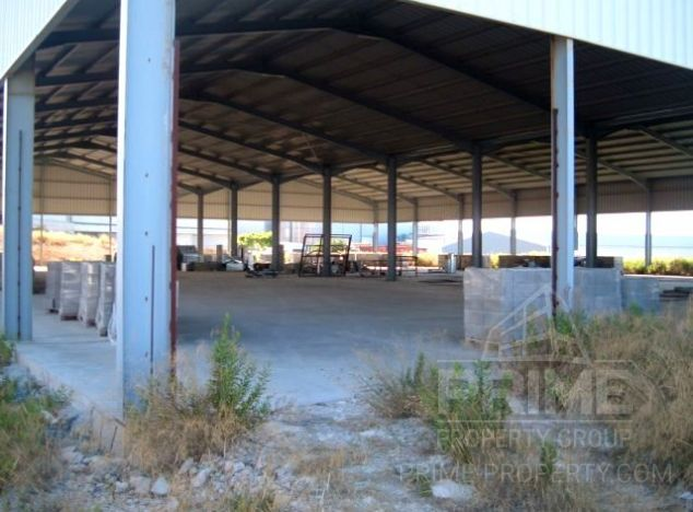 Cyprus property, Industrial estate for sale ID:3684