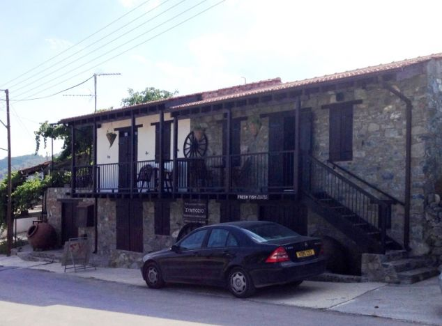 Restaurant 3739 on sell in Troodos
