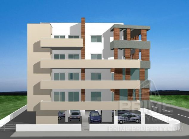 Cyprus property, Apartment for sale ID:375