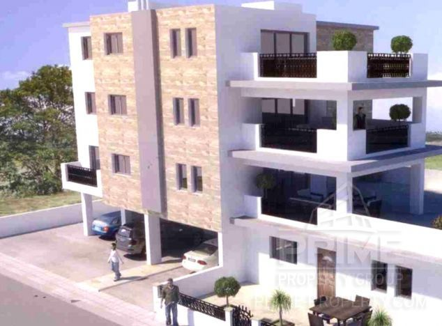 Cyprus property, Apartment for sale ID:3769