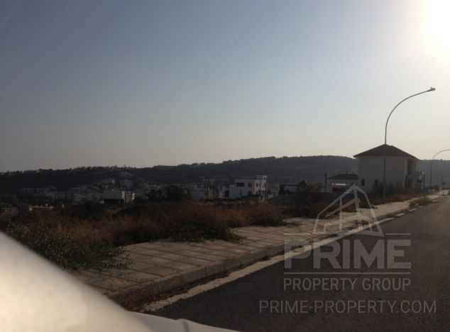 Cyprus property, Land for sale ID:3804
