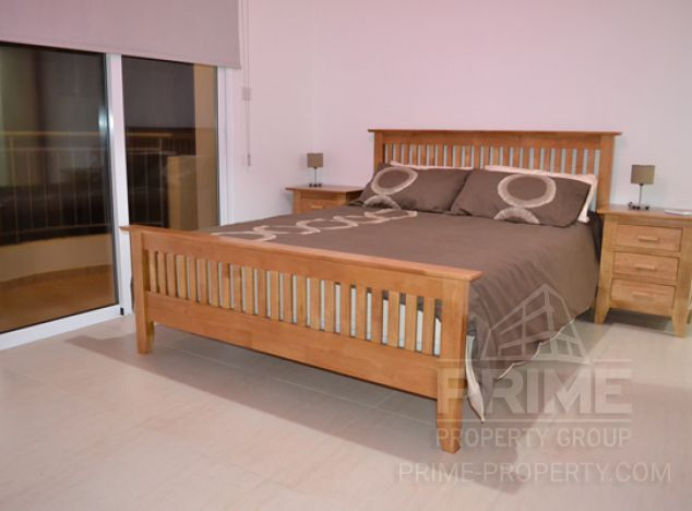 Cyprus property, Penthouse for holiday rent ID:3817