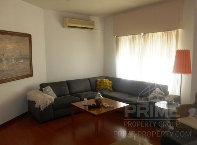 Cyprus property, Apartment for rent ID:3819