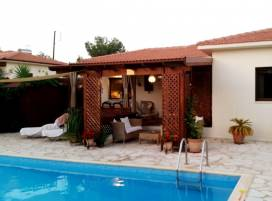 Cyprus property, Bungalow for sale ID:3826