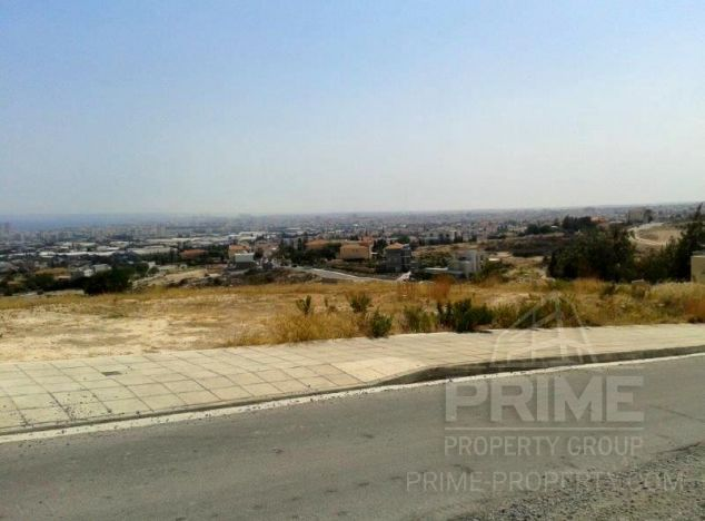 Cyprus property, Land for sale ID:3843