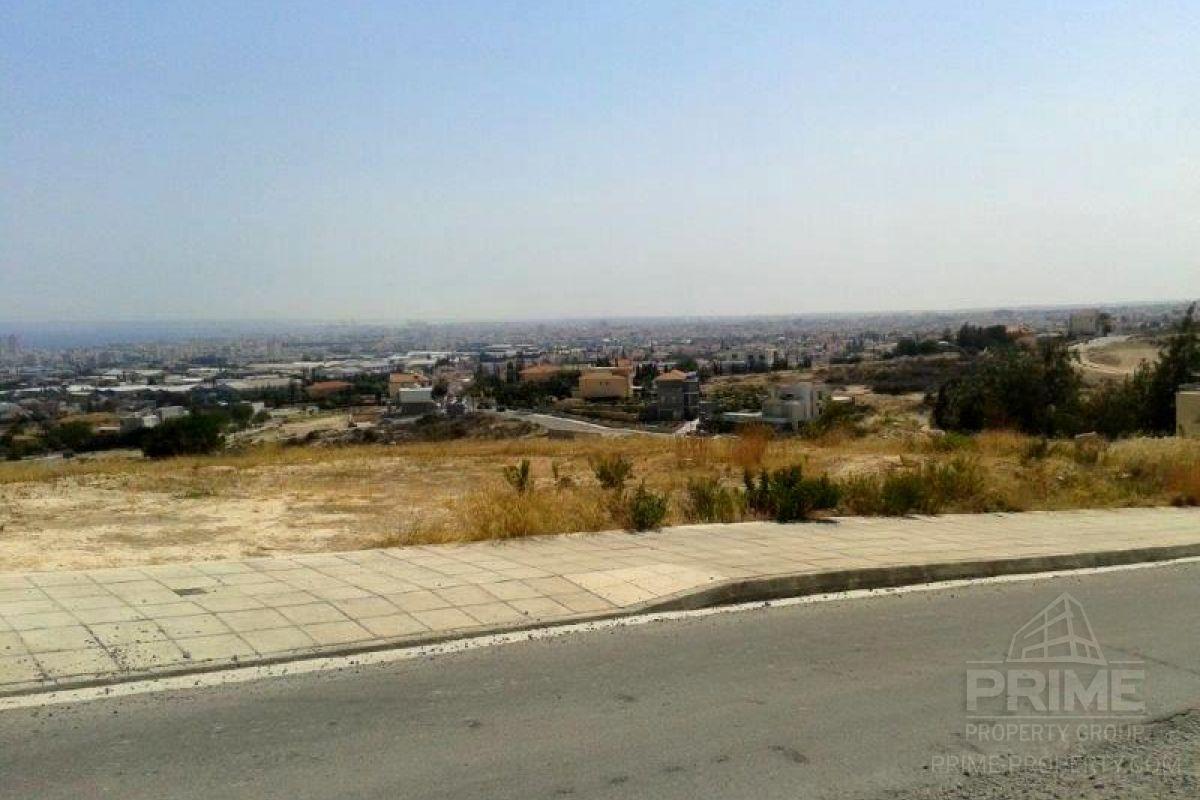 Предложение № 3843 - Limassol, Land  м2