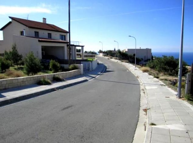 Land 3850 on sell in Pissouri