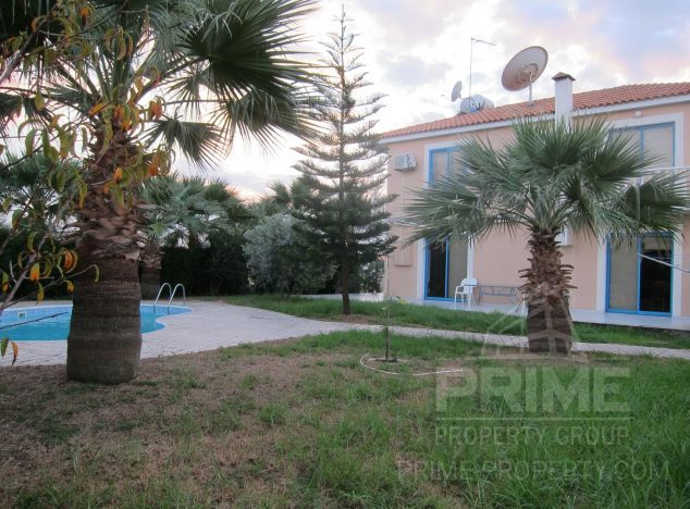 Cyprus property, Villa for holiday rent ID:3856