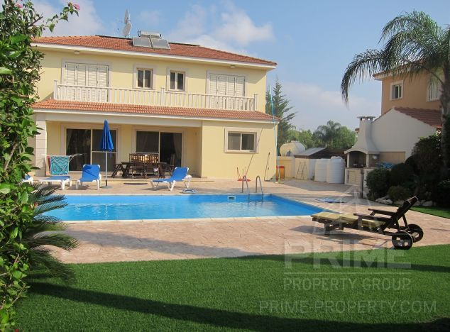 Cyprus property, Villa for holiday rent ID:3868