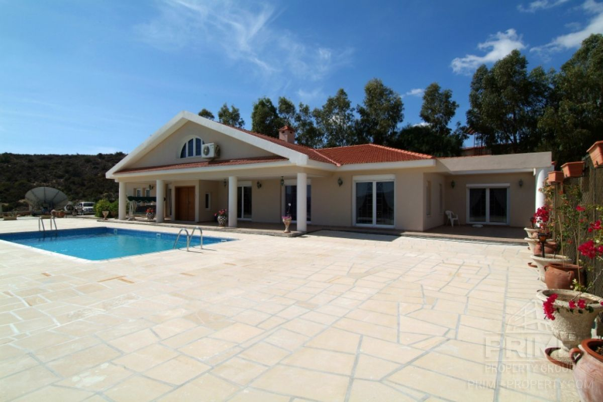 Предложение № 3897 - Limassol, Villa 400 м2