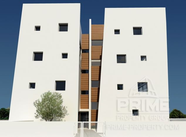 Cyprus property, Penthouse for sale ID:3919