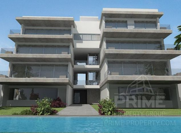 Cyprus property, Apartment for sale ID:392