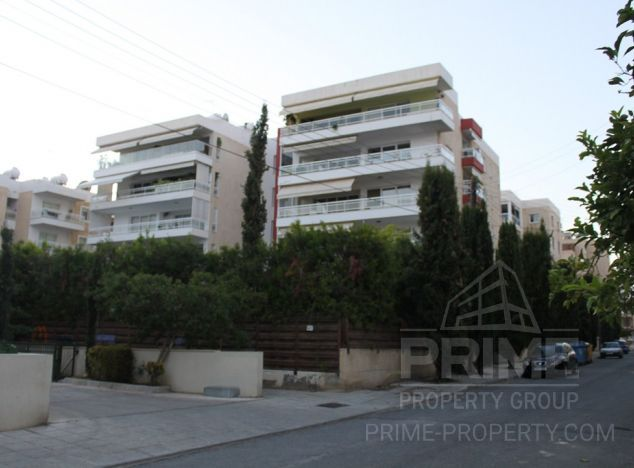 Cyprus property, Apartment for rent ID:3924