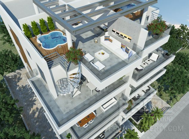 Cyprus property, Penthouse for sale ID:3925