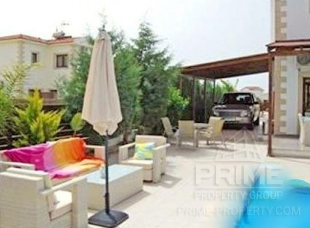 Cyprus property, Villa for holiday rent ID:3931