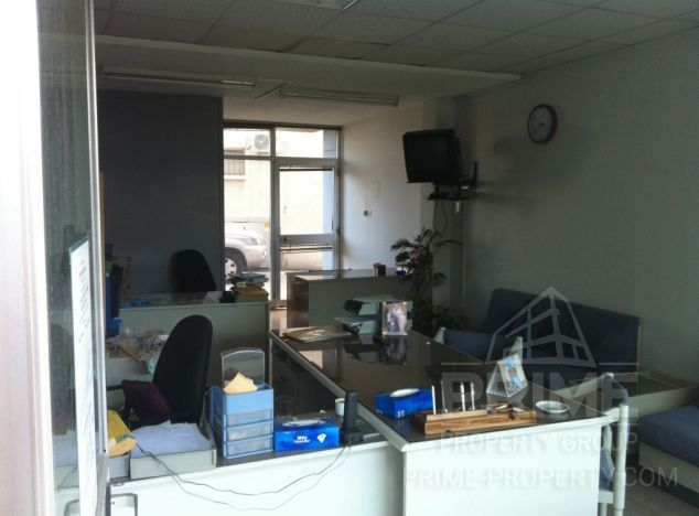 Cyprus property, Office for rent ID:3939
