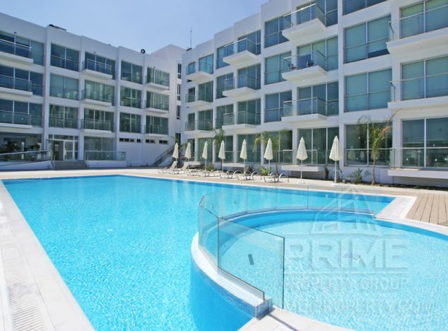 Cyprus property, Apartment for holiday rent ID:3950