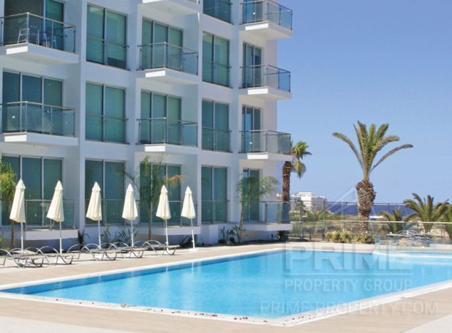 Cyprus property, Apartment for holiday rent ID:3951
