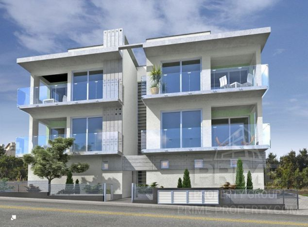 Cyprus property, Apartment for sale ID:396