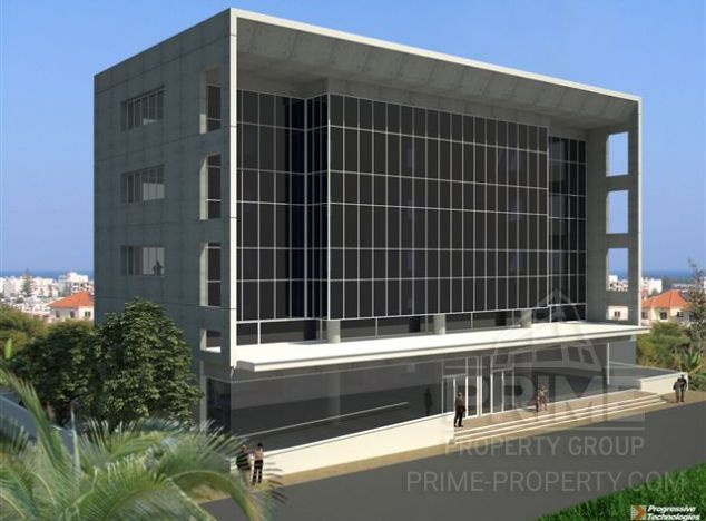 Cyprus property, Office for rent ID:4010