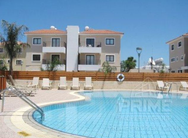 Cyprus property, Apartment for holiday rent ID:4044
