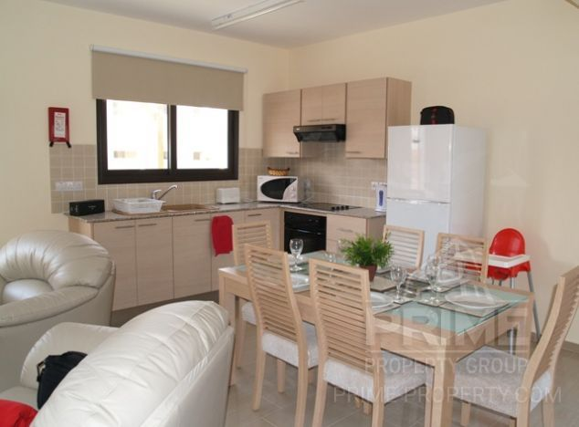 Cyprus property, Townhouse for holiday rent ID:4071