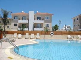 Cyprus property, Townhouse for holiday rent ID:4072
