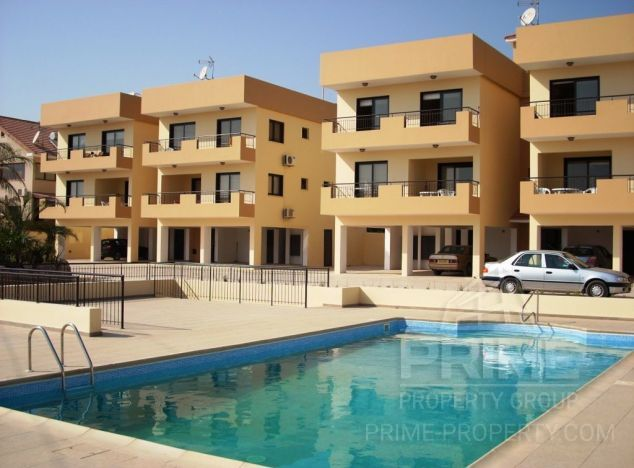 Cyprus property, Apartment for rent ID:4103