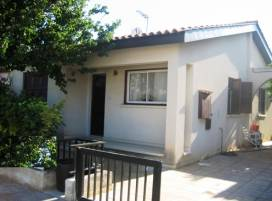 Cyprus property, Bungalow for sale ID:4131