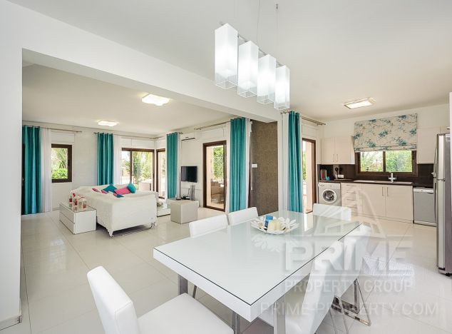 Cyprus property, Villa for holiday rent ID:4152