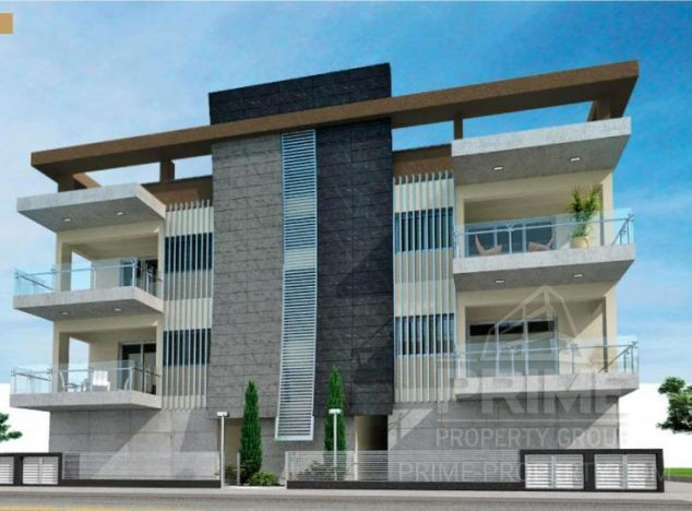 Cyprus property, Apartment for sale ID:417