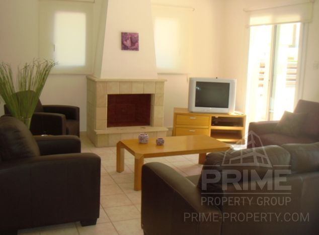 Cyprus property, Villa for rent ID:4176
