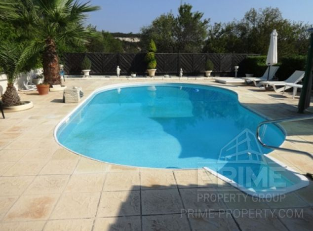 Cyprus property, Bungalow for sale ID:4181